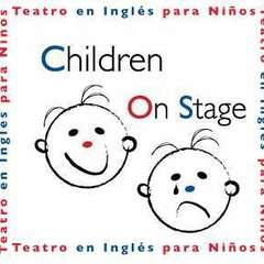 Hire Amparo Fontanet - Portfolio - Logo for an English theater group for Spanish kids