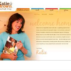 Hire Warren Kramer - Portfolio - Katie Brown Website