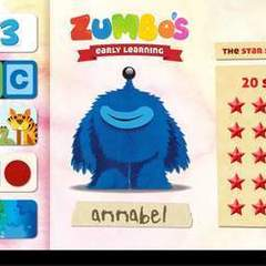 Hire Jesse Birch - Portfolio - Zumbo's Early Learning - Android Tablet App