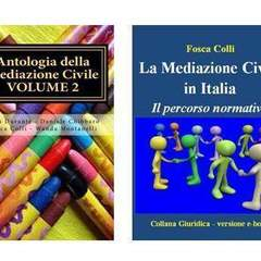 Hire Fosca Colli - Portfolio - Some books written by me on Civil Mediation