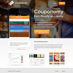 Hire Harry Ford - Portfolio - Couponomy