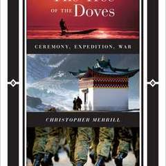 """Hire Stewart Williams - Portfolio - """"The Tree Of The Doves"""" Book Cover"""