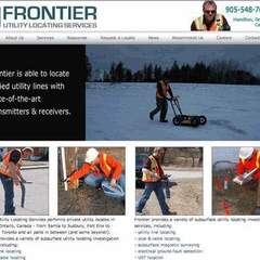 Hire Vicki Farrington - Portfolio - Frontier Utility Locating Services, Canada