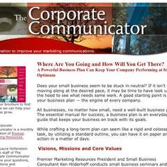 Hire Kyle Sox - Portfolio - Corporate Communicator Email Newsletter