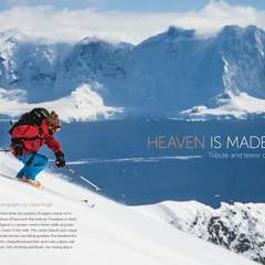 Hire Tracy Cox - Portfolio - Sierra Magazine / Heaven Ice