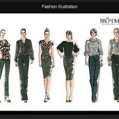 Hire Traci Parrish - Portfolio - Fashion Illustration