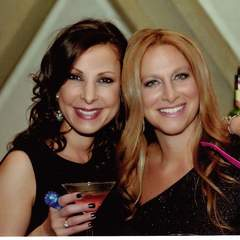 Hire Elissa Wood - Portfolio - Robyn & friend, Bar Mitzvah