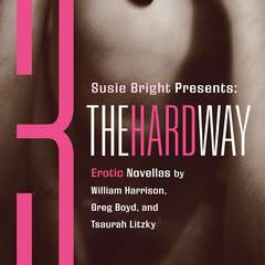 "Hire Stewart Williams - Portfolio - ""3 The Hard Way"" Book Cover"