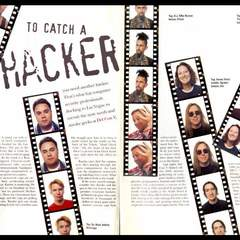 Hire Tracy Cox - Portfolio - West Magazine / Hackers