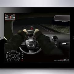 Hire Robert D. Karns - Portfolio - Concept for Virtual test Drive App, Audi