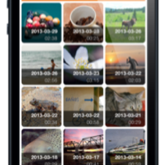 Hire Wim de Nood - Portfolio - iOS App: My Videos