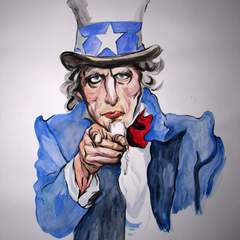 Hire Carla Popa - Portfolio - Uncle Sam
