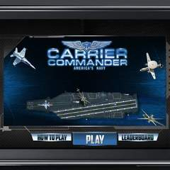 Hire Mr Towers Powers - Portfolio - Carrier Commander America's Navy Game
