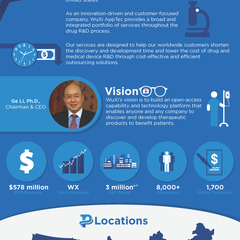 Hire Chris M Brock - Portfolio - Company Overview Infographic