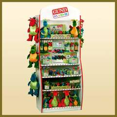 Hire Ken Banick - Portfolio - GUND KIDS Display, Pacakaging, Hangtags, Labels