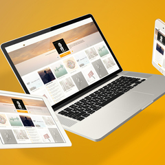 Hire Thomas Johnson - Portfolio - Discover LFA Mockups