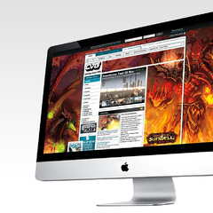 Hire David Jakes - Portfolio - Large Gaming Site