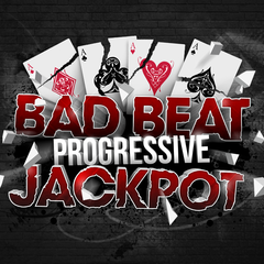 Hire Chris Marsh - Portfolio - Bad Beat logo