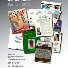 Hire M Gold - Portfolio - Advertising Portfolio