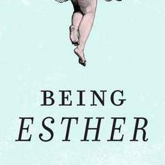 "Hire Stewart Williams - Portfolio - ""Being Esther"" Book Cover"