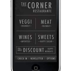 Hire Paloma Villanueva - Portfolio - The Corner Restaurante